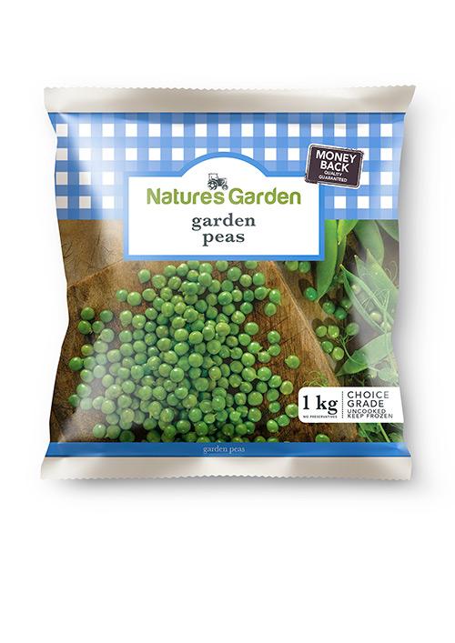 Garden Peas