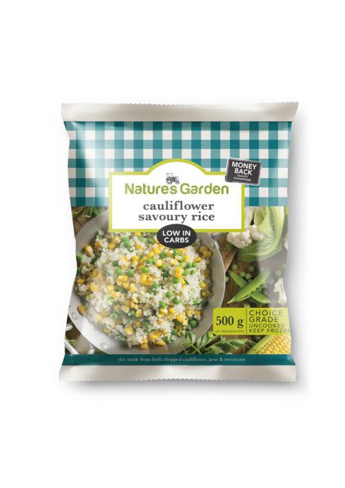 Cauliflower Savoury Rice