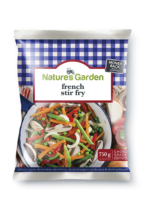 French Stir Fry